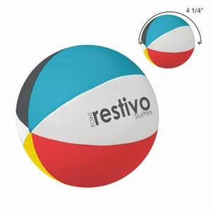 Beach Ball Shape Stress Reliever