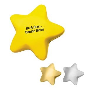 Star Shape Stress Reliever