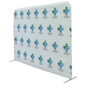 "8'W x 72""H Vinyl Wall Barrier Kit"